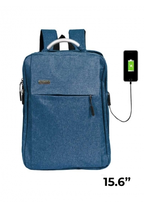 15.6-inch Dual Main Compartment Tra..
