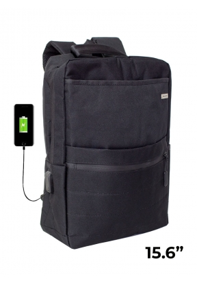 15.6-Inch Travel Laptop Backpack wi..