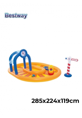 Bestway 53061 Inflatable Playground..