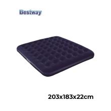 Bestway 67004 Double Mattress Blue ..
