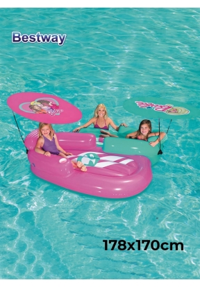 Bestway 93206 Inflatable Barbie Spo..