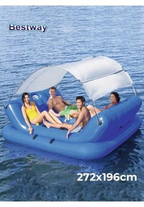 Bestway 43134 Inflatable Rock-N-Sha..