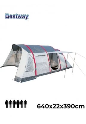 Bestway 68079 Inflatable Six-Person..