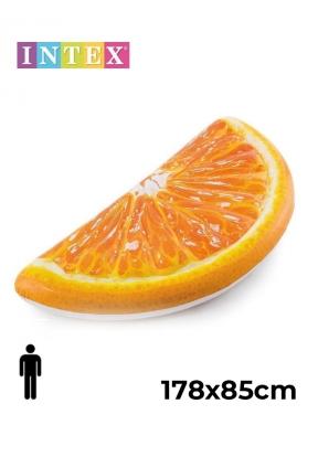 Intex 58763 Inflatable Orange Slic..