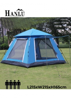 HANLU Automatic Tent for 4-5 Person..