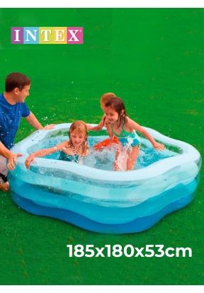 Intex 56495 Summer Colors Inflatabl..