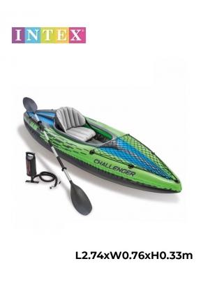 Intex 68305 Inflatable Challenger K..