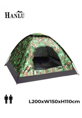 HANLU 2-Person Tent Outdoors Waterp..