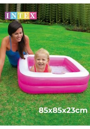 Intex 57100 Play Box Pool Inflatabl..