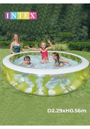 Intex 57182 Swim Center Pinwheel Po..