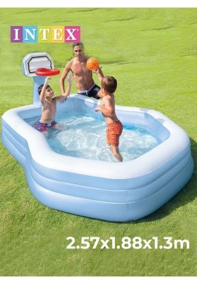 Intex 57183 Basketbal Swim Center S..