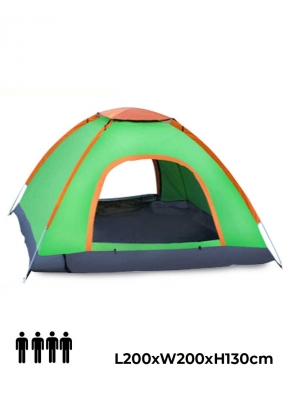 190T Polyester Waterproof Instant P..