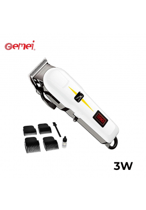 Geemy GM-6008 Rechargeable Men Hair..