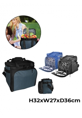 Picnic Cooler Bag (W27 x D36 x H32)..