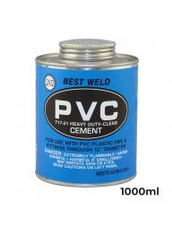 Best Weld 717-21 PVC Heavy Duty Cle..