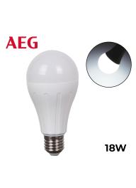 AEG LED Bulb 18W Cool Light - E27..