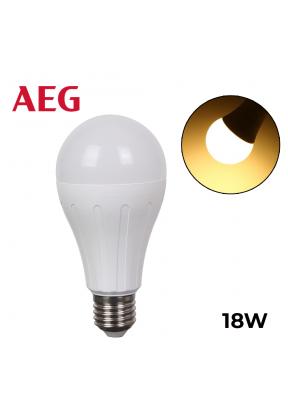 AEG LED Bulb 18W Warm Light - E27..