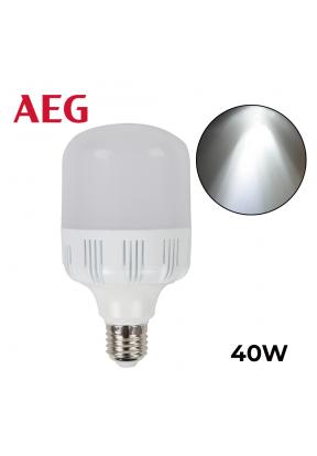 AEG LED Bulb 40W Cool Light - E27..