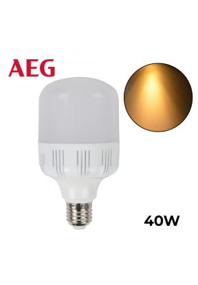 AEG LED Bulb 40W Warm Light - E27..