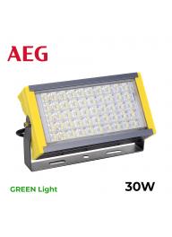AEG LED Flood Light SMD 30W - Green..