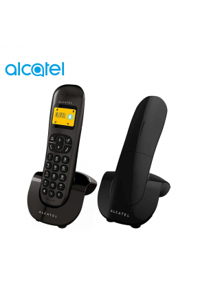 Alcatel C250 Duo Phone - Black..