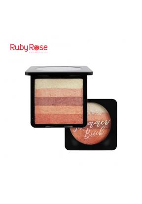 Ruby Rose 5 in 1 Shimmer Highlighte..