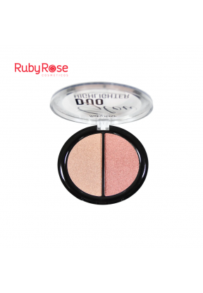 Ruby Rose Glow Duo Highlighter - 04..
