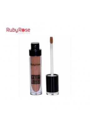 Ruby Rose Batom Liquid Lipcream - 5..