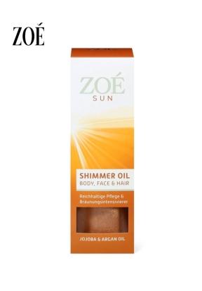 Zoé Sun Shimmer Jojoba & Argan Oil ..