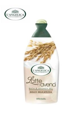 L'angelica Latte D'avena Emolliente..