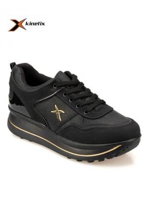 Kinetix Gaby 9PR Black Women's Snea..