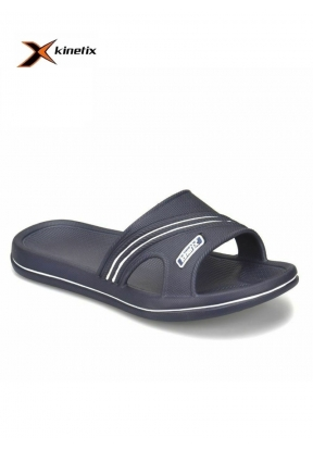 Kinetix Hollis Navy Blue Boy's Slip..