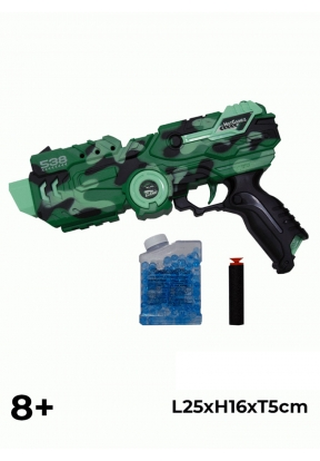 Air Blaster Water Bullets Gun..