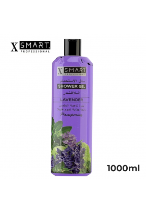 Xsmart Shower Gel Lavender - 1000ml..