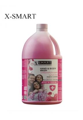 Xsmart Hand & Body Wash Rose Blosso..