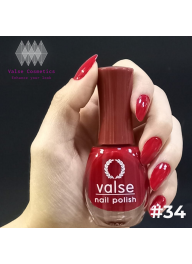 Valse Nail Polish Cherry #34..
