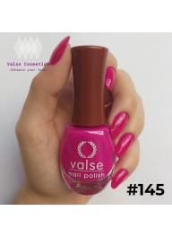 Valse Nail Polish Magenta #145..