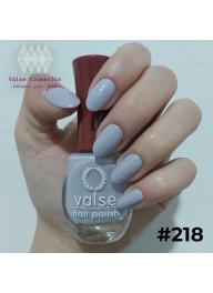 Valse Nail Polish Light Grey #218..