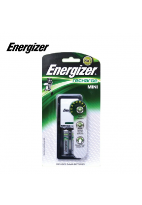 Energizer Charger + 2 AAA Rechargea..