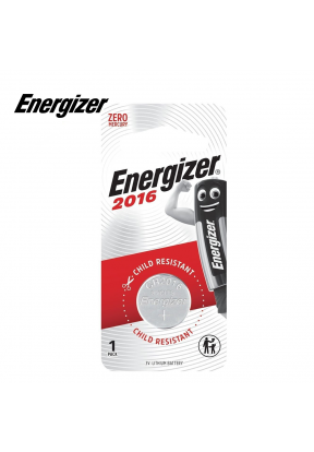 Energizer 2016 Lithium Battery  Pac..
