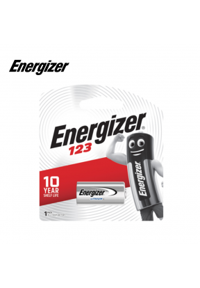 Energizer 123 Lithium Battery  Pack..
