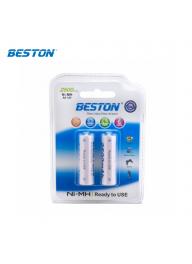 Beston BST-AA 2500 x 2 Ni-MH 1.2V R..