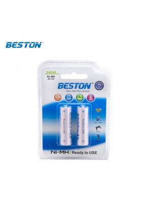 Beston AA Rechargeable Battery 2500..