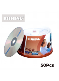 Risheng DVD-R  Pack of 50..