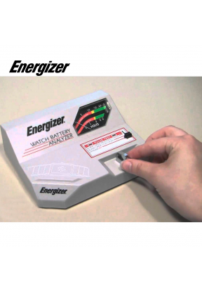 Energizer Watch Battery Analyzer W3..