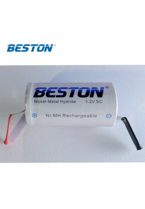 Beston SC Rechargeable Battery 3000..