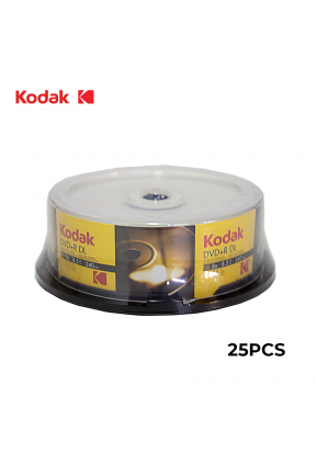 Kodak DVD+R Double Layer Recordable..