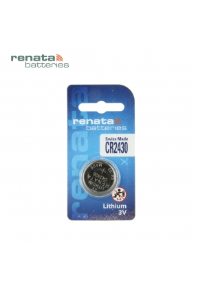 Renata CR2430 Lithium Battery 3V..