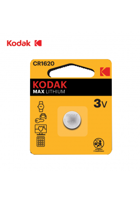 Kodak 1620 Max Lithium Battery 3V  ..