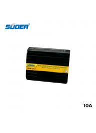 Suoer Battery Charger 6V/12V 10A wi..